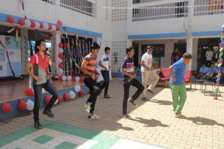 Air Force School-Dances