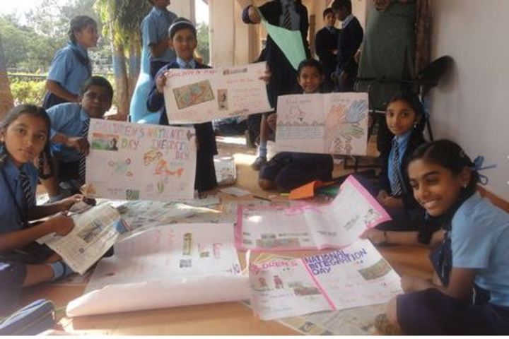 Air Force School-Poster Making Competition