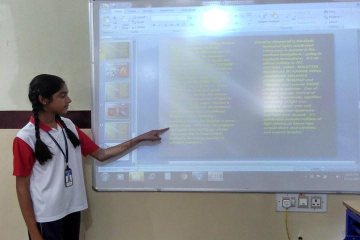 Aishwarya International Public School-Classrooms