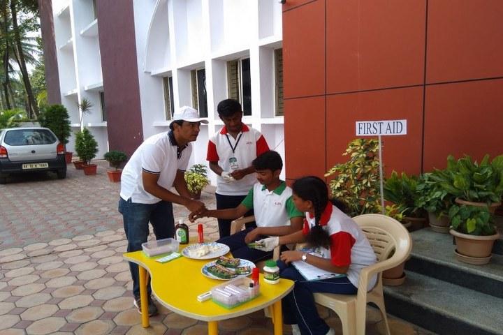 Aishwarya International Public School-First Aid