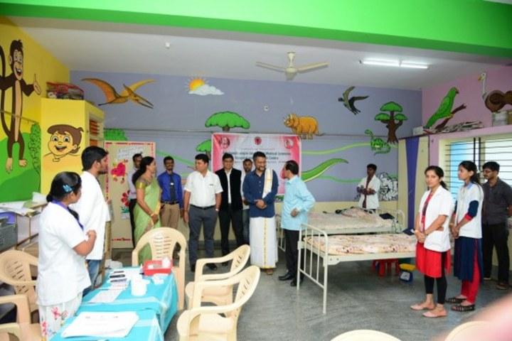Aishwarya International Public School-Medical Room