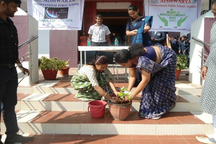 Aishwarya International Public School-Plantation