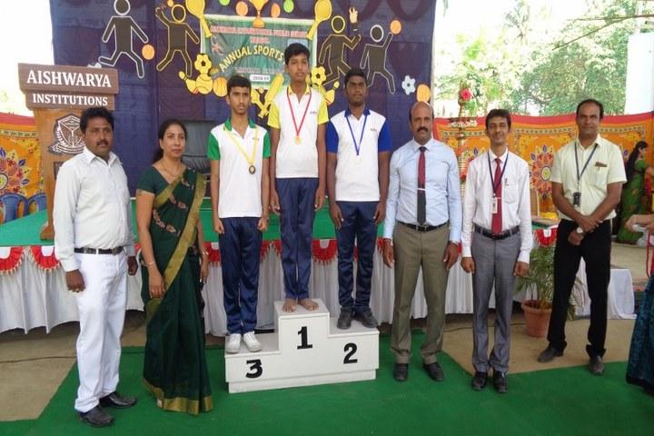 Aishwarya International Public School-Prizes