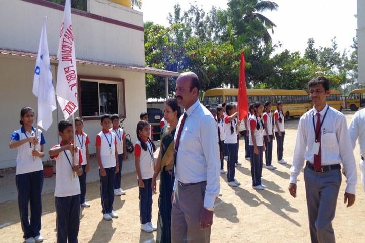 Aishwarya International Public School-Sports Meet