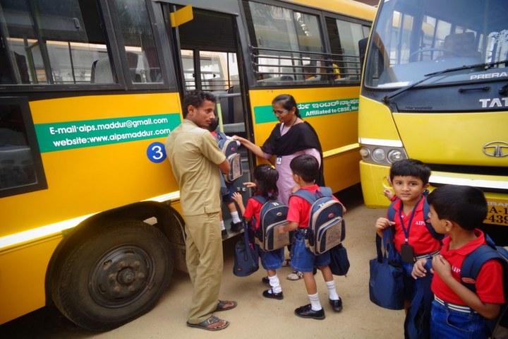 Aishwarya International Public School-Transport