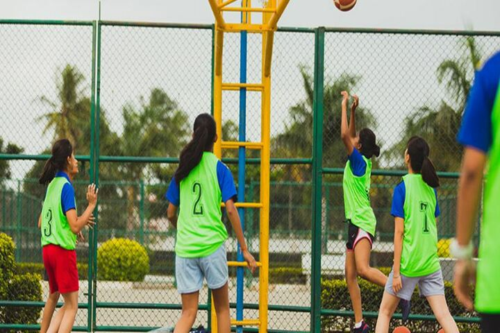 Akash International School-Sports2