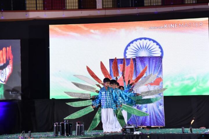 Akshara International Public School-Annual Day Dances