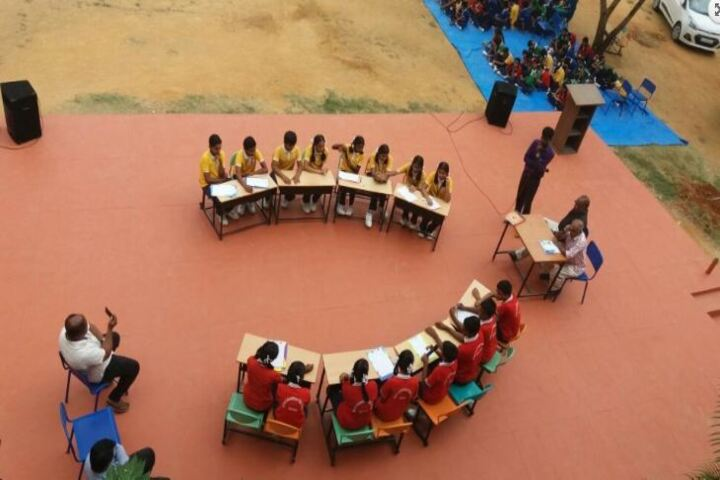 Akshara International Public School-Inter House Competition