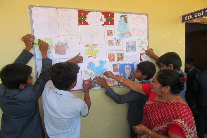Akshara International Public School-Activity