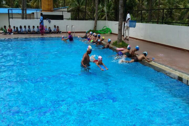 Akshara International Public School-Swimming Pool