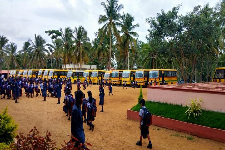 Akshara International Public School-Transport