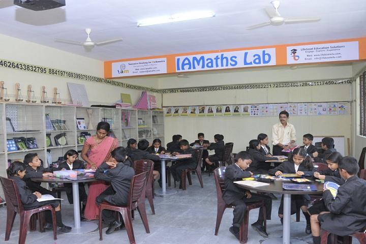 Akshara School-Maths Lab