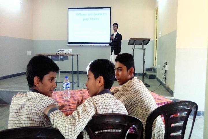 Al Furqan Islamic English Medium School-Prsentation