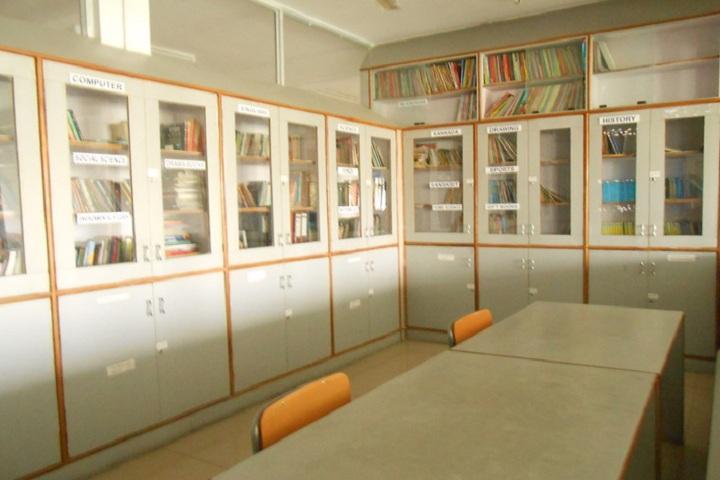 Alpine Public School-Library