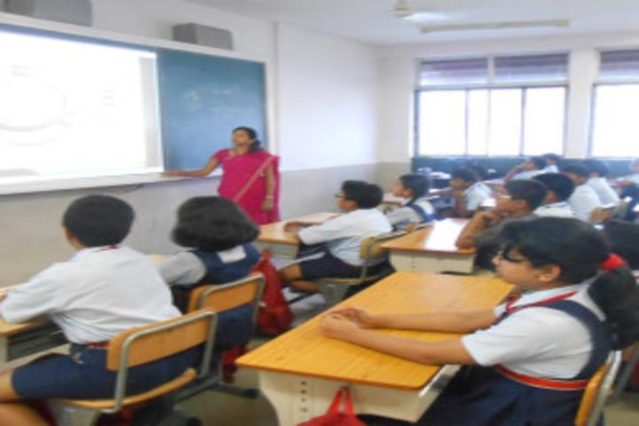 Alpine Public School-Classrooms