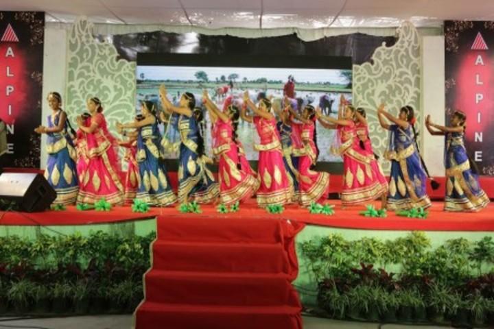 Alpine Public School-Dances Performance