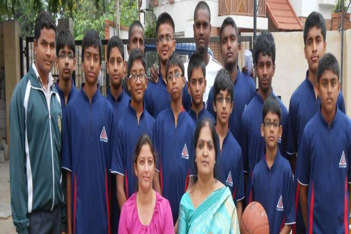 Alpine Public School-Sports Team