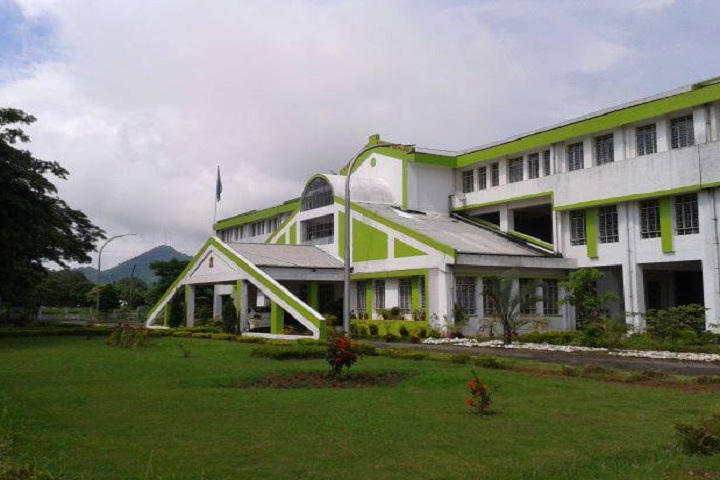 Army School-Campus-View side