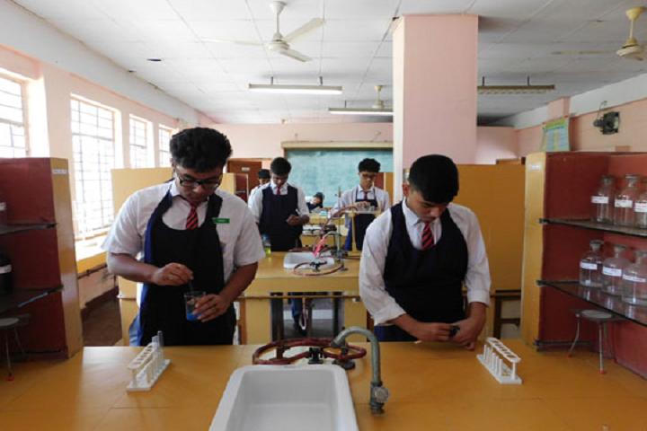 Army School-Laboratory