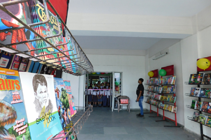 Army School-Library