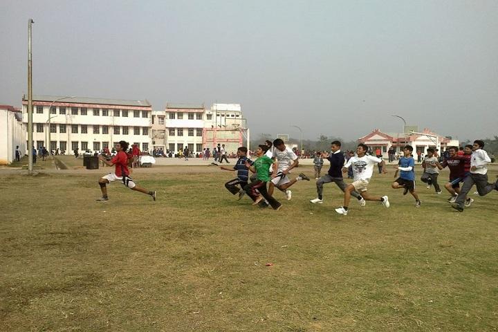 Army School-Sports running