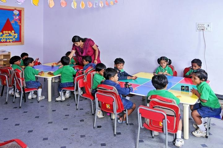 Amara Jyothi Public School-Activities