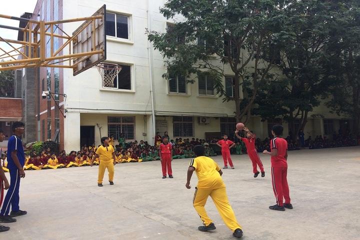 Amara Jyothi Public School-Basket Ball