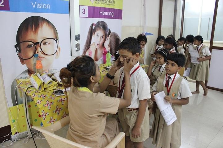 Amara Jyothi Public School-Health and Medical Checkup