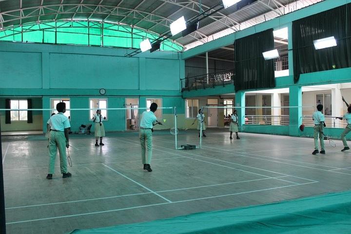 Amara Jyothi Public School-Indoor Stadium