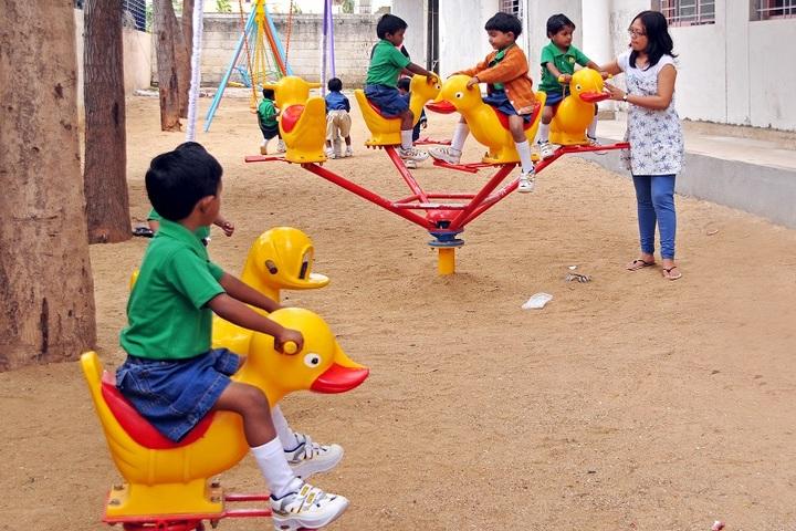 Amara Jyothi Public School-Junior Wing