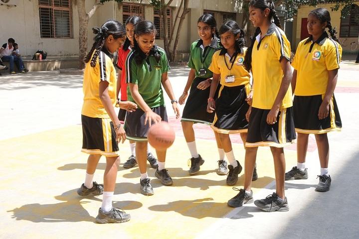 Amara Jyothi Public School-Sports