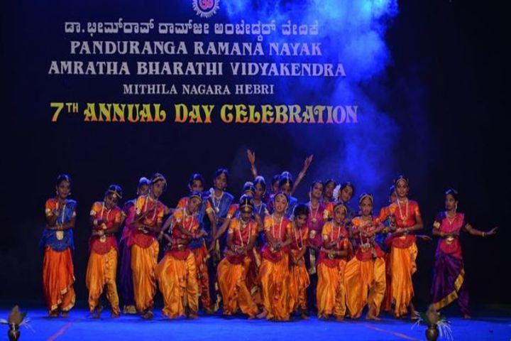 Amratha Bharathi Vidyakendra-Annual Day