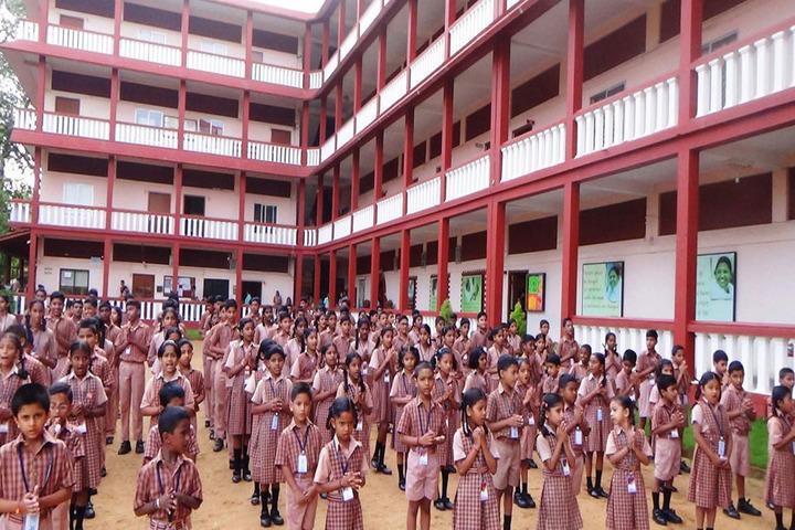 Amrita Vidyalayam-Assembly