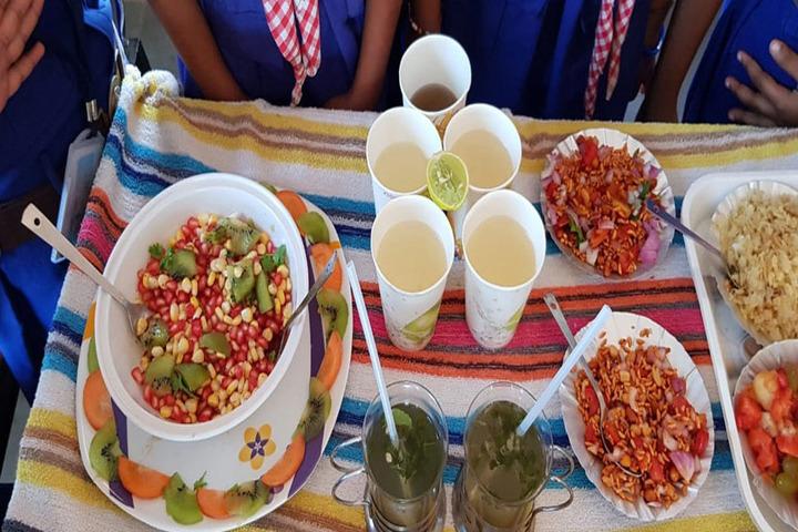 Amrita Vidyalayam-Cooking Competition