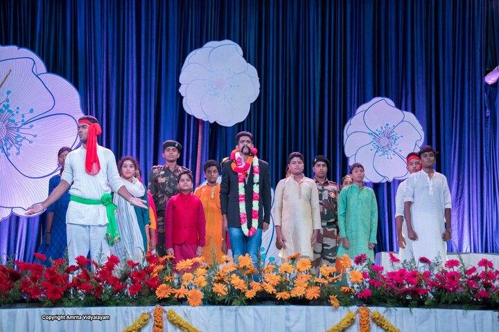 Amrita Vidyalayam-Dance