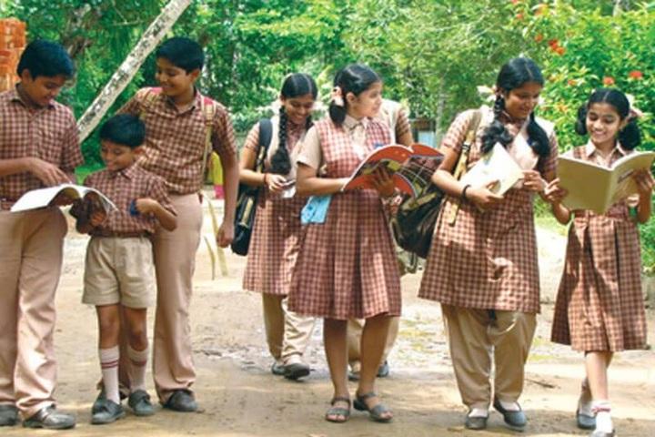 Amrita Vidyalayam-Students