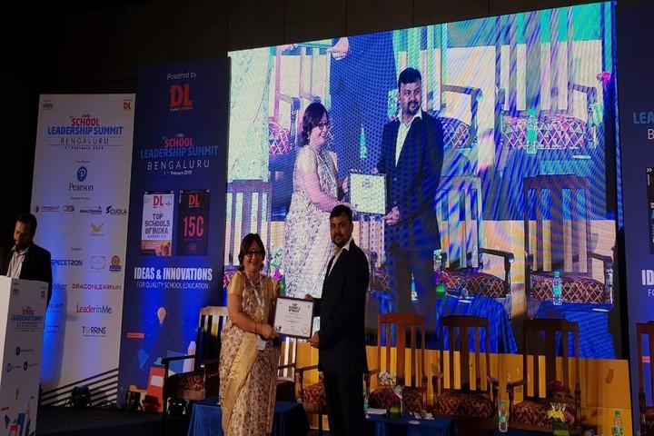 Anand Shiksha Kendra-Award Presentation