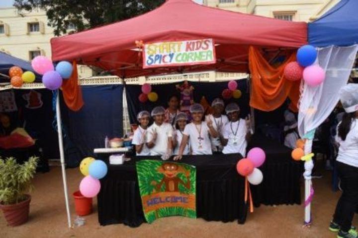 Anand Shiksha Kendra-Food Festival