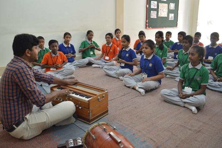 Anand Shiksha Kendra-Music Room