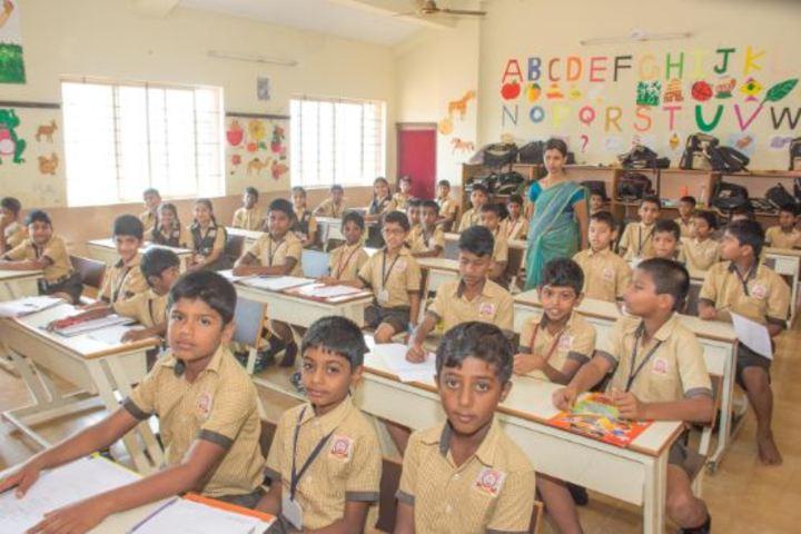 Anandathirtha Vidyalaya-Classrooms