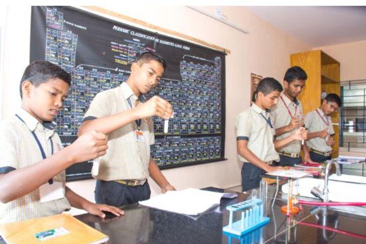 Anandathirtha Vidyalaya-Lab