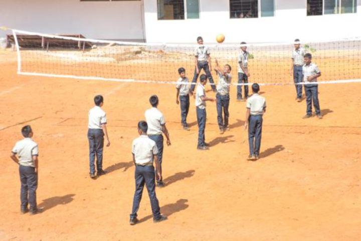 Anandathirtha Vidyalaya-Sports