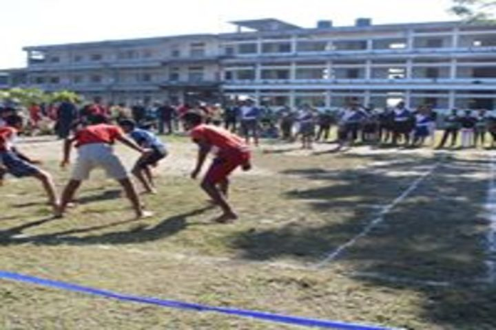 asian public school - kabadi