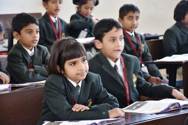Angadi International School-Classrooms