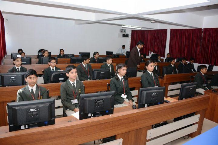 Angadi International School-Computer Lab