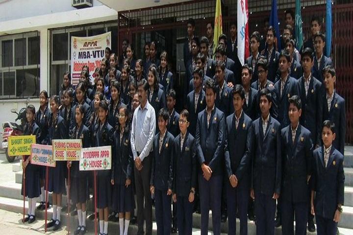 Appa Public School-Group Photo
