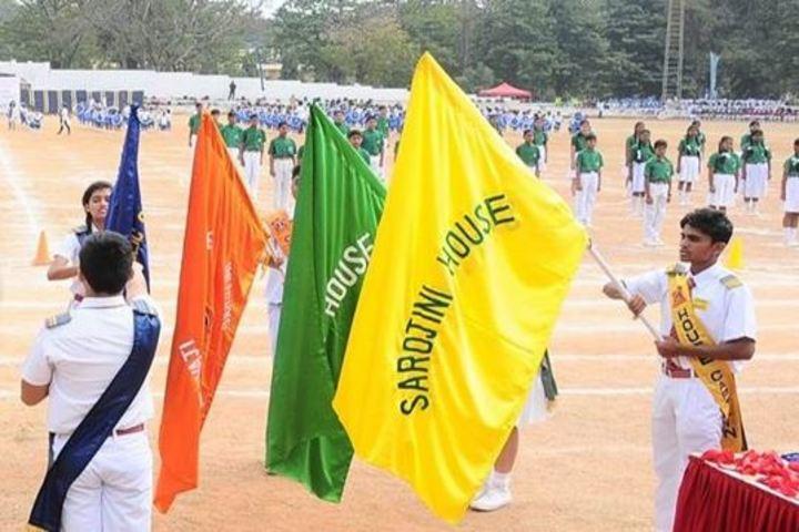 Army Public School-Sports Meet