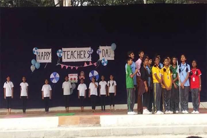Army Public School-Teachers Day