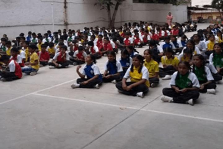 Ashok International Public School-Assembly