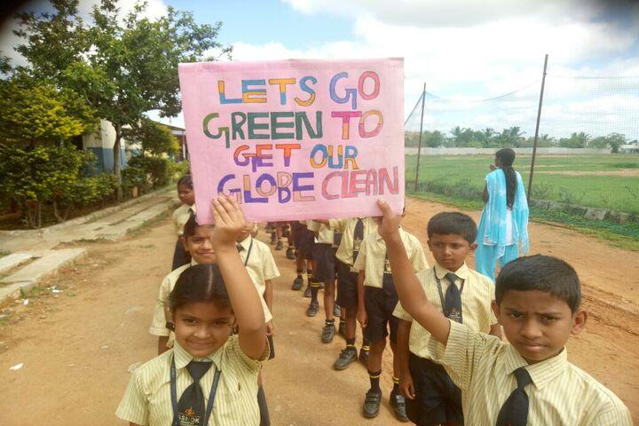 Ashok International Public School-Environment Day